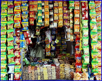 The Indian Junk Food Industry