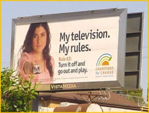 my television my rules