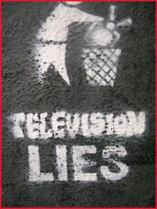 television lies