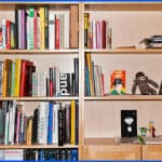 Design Books Shelf