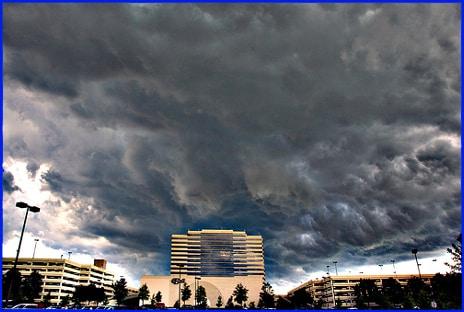 Sunday's Storm