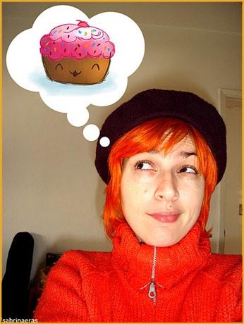 Thinking of Cupcake