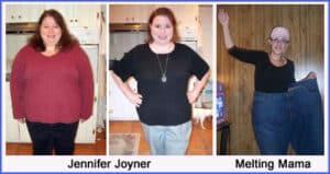 Jennifer Joyner and Melting Mama