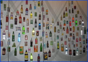 Wall of Soda