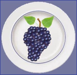 pear&grape