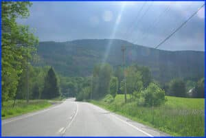 Brodie Mountain Road