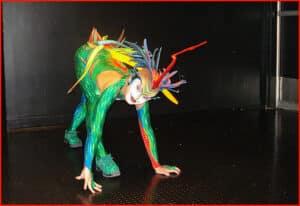 Cirque Du Soliel Mystere