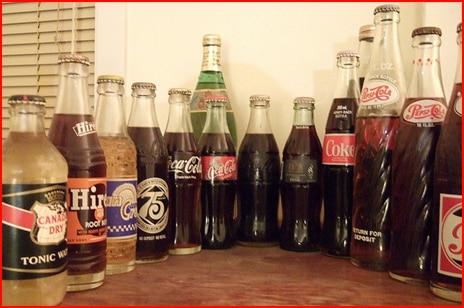 Vintage sodas 4