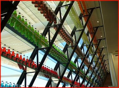 Soda Wall