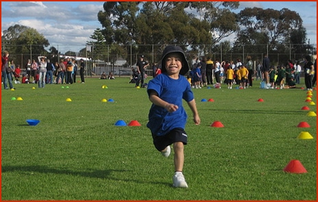 Sports Day 2008