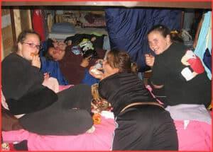 Fat campers unite