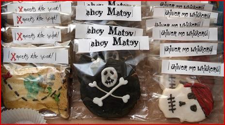 Pirate Bake Sale