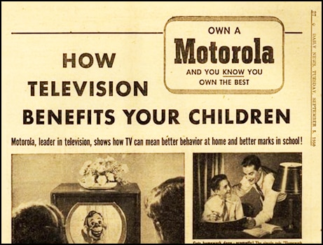 How television benefits your children