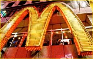 McDonald's-giant