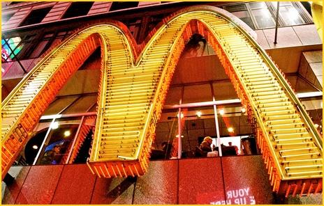 McDonald's giant