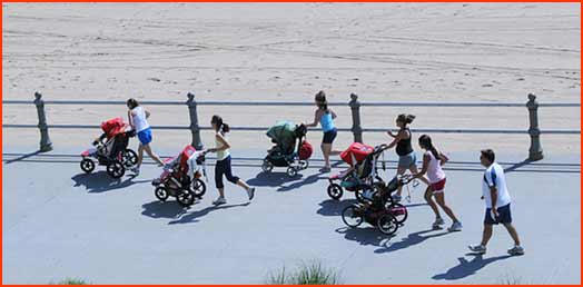 Attack of the Stroller Moms