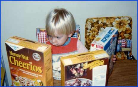 Stevan - Cereal Knowledge