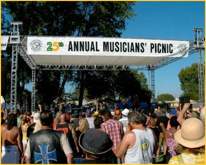 25th Annual Musicians' Picnic