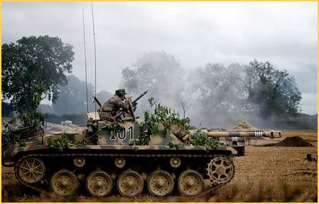 German-Tank