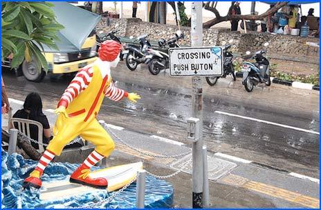 McDonald's Bali