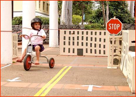commuting-through-bike-town
