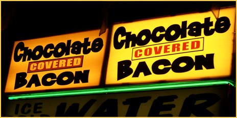 Chocolate-Covered Bacon 2