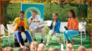 Obama-Family-at-Easter