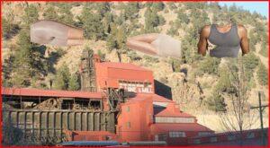 Argo-gold-mine