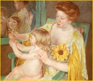 Mother-and-Child-by-Mary-Cassatt