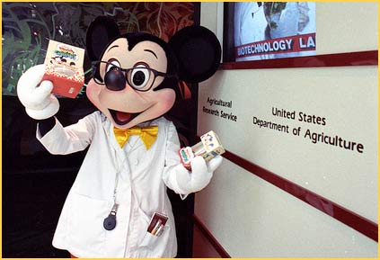 Dr. Mickey
