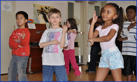 Pint-size Zumba offered (two)