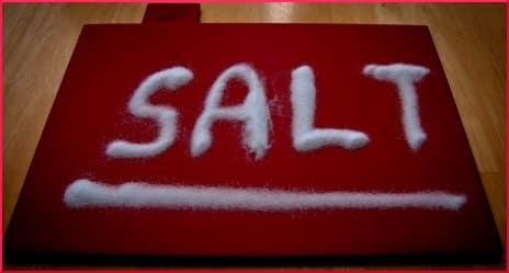 Day 179 Salt