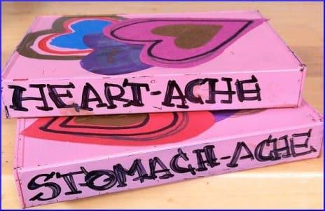 Heart-Ache, Stomach-Ache