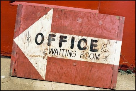 Office and Waiting Room
