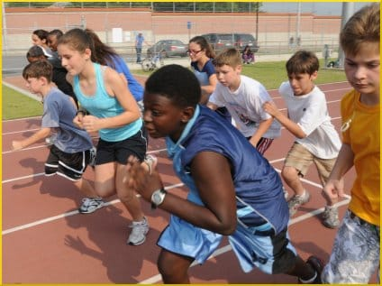 Humphreys' youth committed to running
