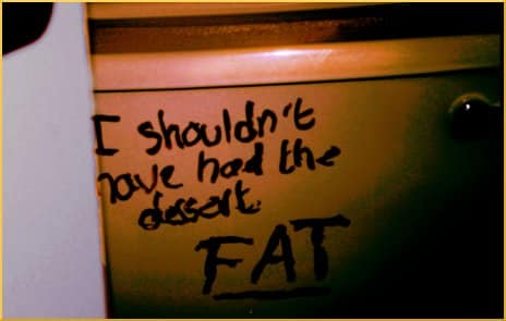 I shouldn't have had the dessert
