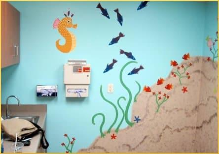 Pediatric Room 1