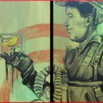 """Aviary"" - 2 Canvas Painting"