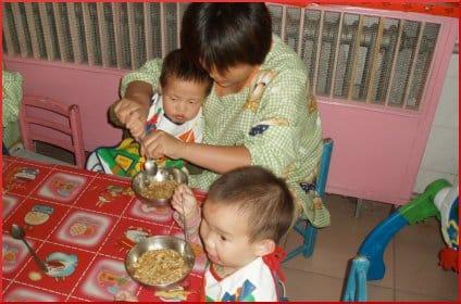 Xi'an China Granny program