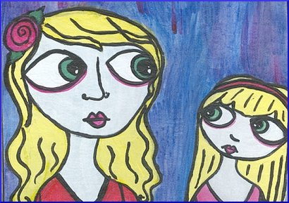 Mother and Daughter (cartoon)