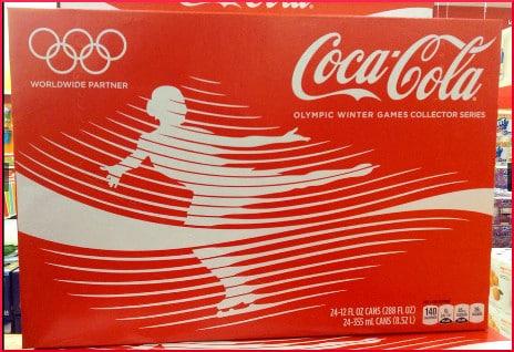 Coca Cola ad for the Sochi Olympics