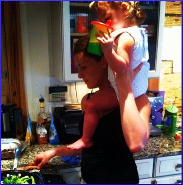 Every mom cooks like this no