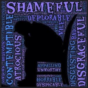 Burdened by Shame