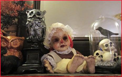 Creepy Doll is Creepy