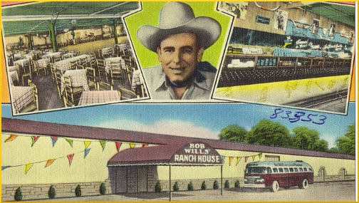 Bob Wills Ranch House