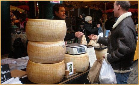 Borough Market, big cheese