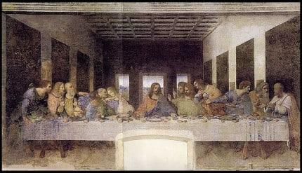 DaVincis Last Supper