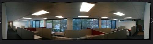 Cubicle Panorama
