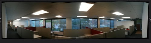 Cubicle Panorama