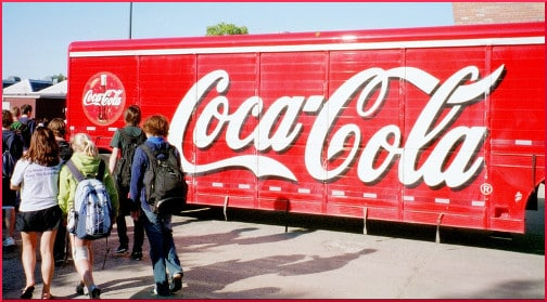 coke (cafeteria delivery)